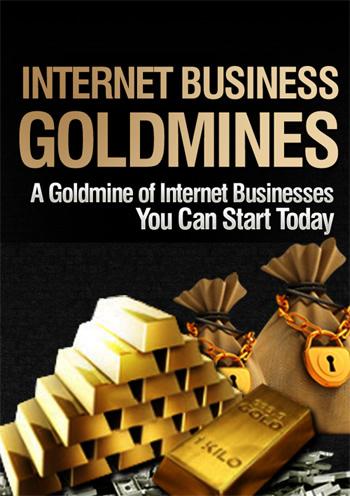 internet business goldmines my home business bookstore